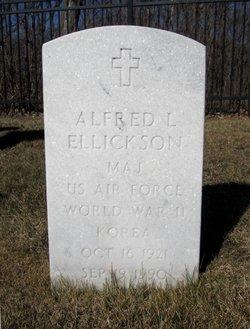 Maj Alfred Larson Ellickson