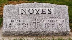 Irene Katherine <I>Hickey</I> Noyes