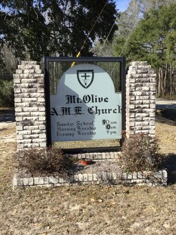 Mt. Olive AME Church Cemetery