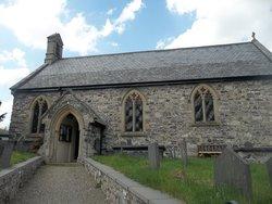 Llangynog,  St Cynog's Churchyard