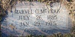 Marvel Olive <I>Pitts</I> McLean