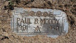 Paul B Moody