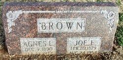 Agnes L. Brown