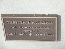 Chester S Favreau