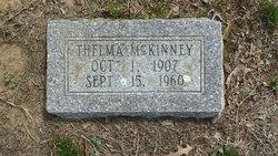 Thelma Marie <I>Byrd</I> McKinney