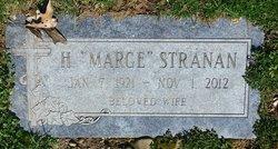 """Hazel """"Marge"""" <I>Herbert</I> Stranan"""