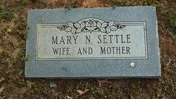 Mary N Settle