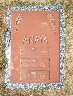 Ruben S Anaya