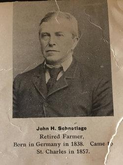 John Herman Schnetlage
