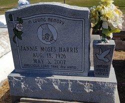 Jannie Moses Harris