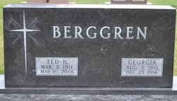 Georgia Myrl <I>Isaac</I> Berggren