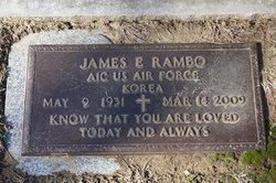 James E. Rambo