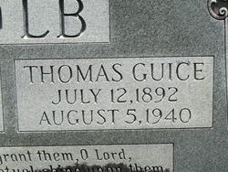 Thomas Guice Kolb