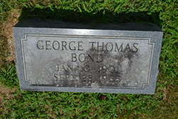 George Thomas Bond