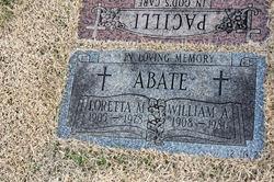 William A. Abate