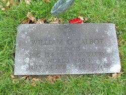 William Glenn Talbot