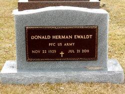 Donald H. Ewaldt