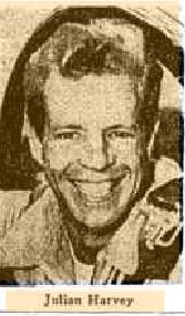Capt Julian A. Harvey
