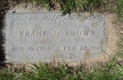 Frank O. Brown