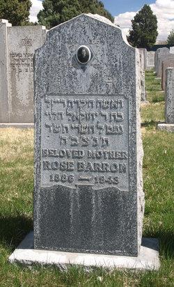 Rose Barron