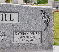 Kathryn <I>Weiss</I> Dahl