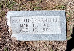 Fred Donnelly Greenhill
