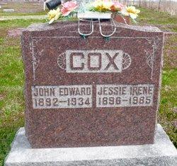 Jessie Irene <I>Price</I> Cox