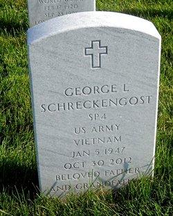 George L Schreckengost