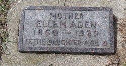 Lettie Martha Aden