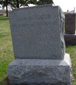 Martha Ann <I>Taylor</I> Foster