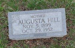 Augusta <I>Zaruba</I> Hill