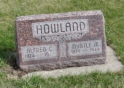 Myrtle May <I>Foster</I> Howland