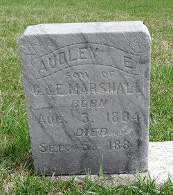 Audley E Marshall