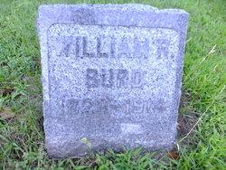 William R. Burd
