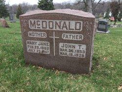 """John Thomas """"Johnny"""" McDonald"""