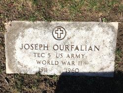 Joseph Ourfalian
