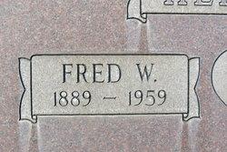 """Fred William """"Fritz"""" Heilman"""