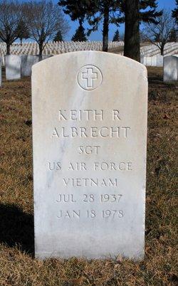 Keith R Albrecht