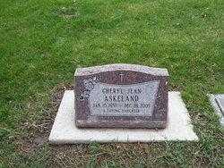 Cheryl Jean Askeland