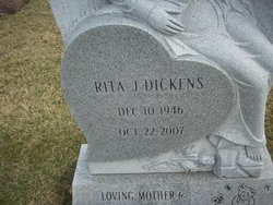 Rita J Dickens