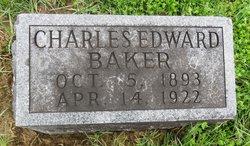 "Charles Edward ""Chas"" Baker"