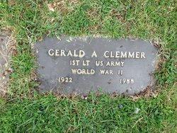Gerald Arthur Clemmer
