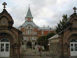 Trinity-Sergius Monastery