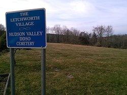 The Letchworh Village Hudson Valley DDSO Cemetery