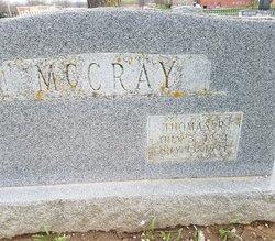 Thomas Ralph McCray