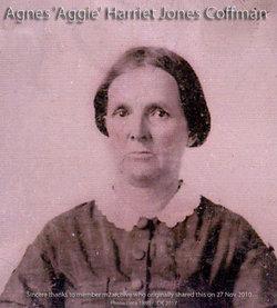 "Agnes Harriet ""Aggie"" <I>Jones</I> Coffman"