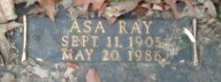 Asa Ray Baston