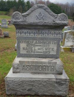 Kate Luella <I>Cumings</I> Ashworth