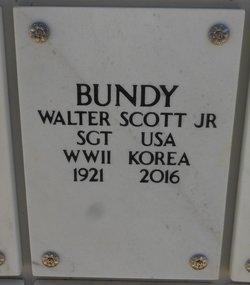Walter Scott Bundy, Jr