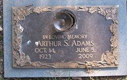 "Arthur S ""Bud"" Adams"